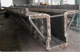 Đúc các loại dầm cầu, cấu kiện bê tông. Được chế tạo theo quy trình kỹ thuật cao, lắp ráp chính xác, dễ dàng cho người sử dụng